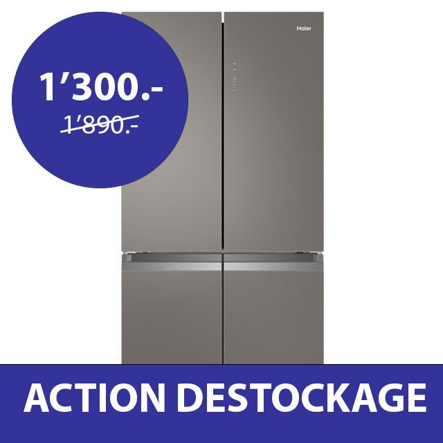 Action destockage